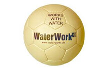 WaterWorkx Lederball